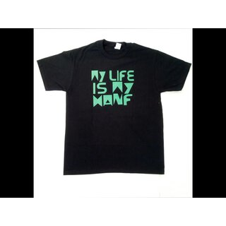 T-Shirt My Life is my Hanf